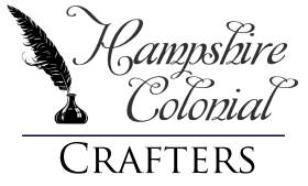 Hampshire Colonial Crafters Logo